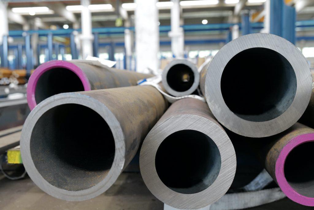 produzione barre acciaio